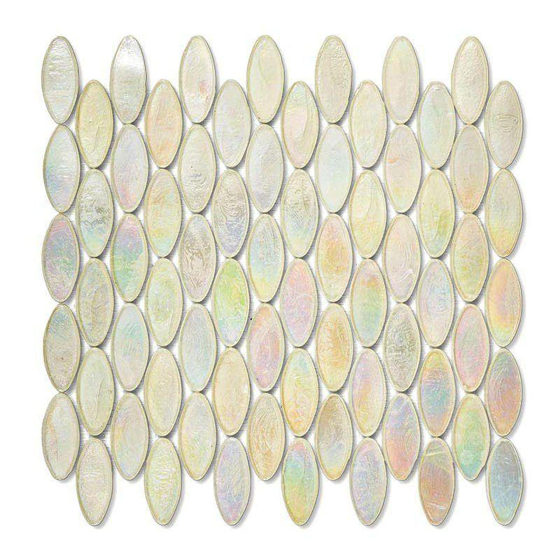 #Sicis #Neoglass Domes 524 5,1x2,1 cm   Muranoglass   im Angebot auf #bad39.de 66 Euro/Blatt   #Mosaik #Bad #Küche