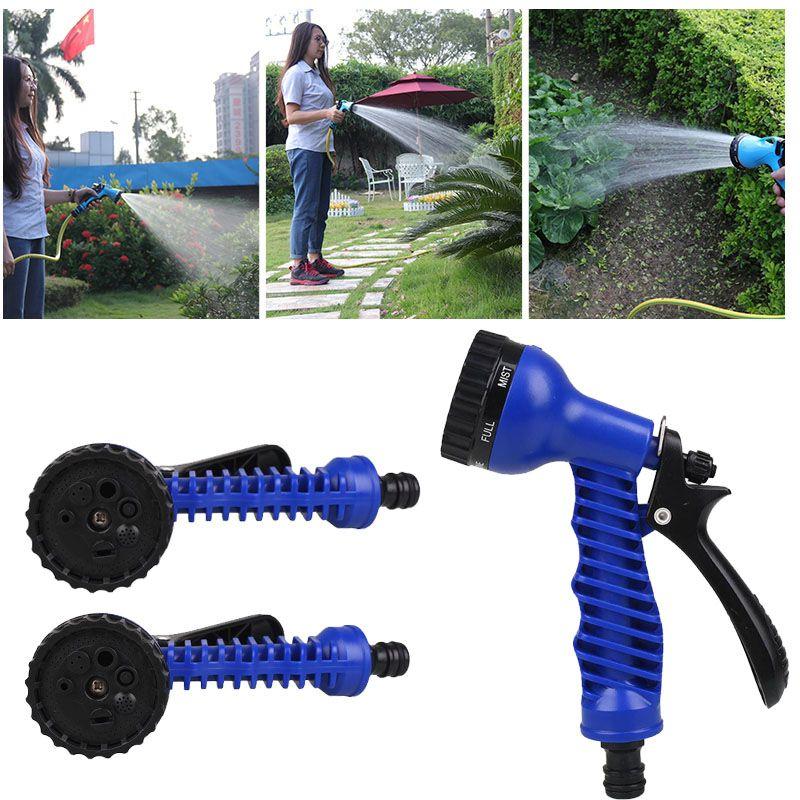 7 Patterns Garden Adjustable Flexible Waterpipes Hose