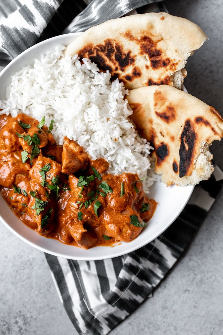 Indian Butter Chicken (Murgh Makhani) — Cooking with Cocktail Rings