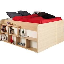 Space Up Bed And Storage Beds Bed Frames Particle Board By