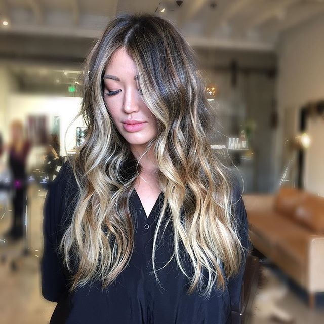 Haircolor By Alenm Style Reannarenae Alenm Femmecoiffure Snap Alenm310 Using Joico Blondelife Hair Styles Hairstyle Dyed Hair