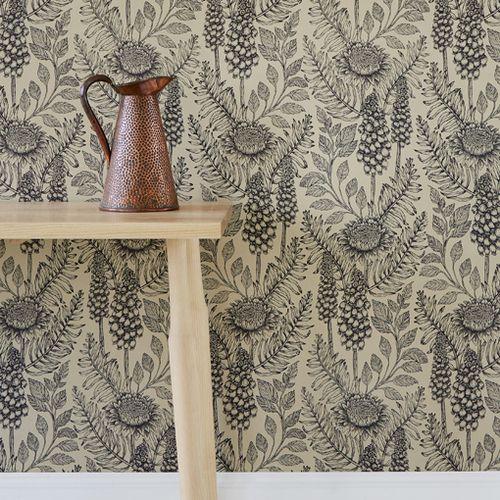 Muscari #wallpaper #coveredwallpaper #modernwallpaper