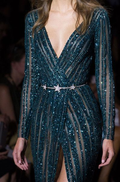 Zuhair Murad at Couture Fall 2015