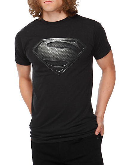 Justice League Ladies Womens Fitted T-Shirt Top by Hot Topic