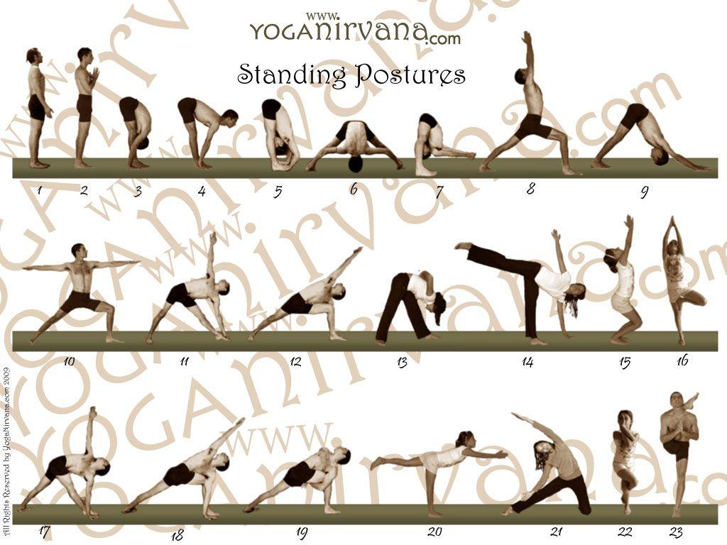 Standing-Postures-Wallpaper   mens sana in corpore sano ...