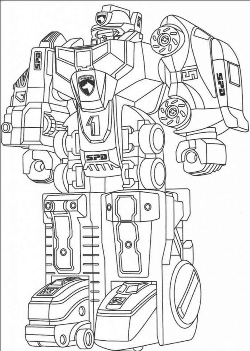 Free Robot Coloring Pages For Kids In 2020 Transformers Coloring Pages Power Rangers Coloring Pages Free Coloring Pages