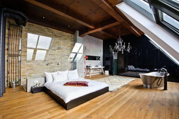 ▷ 1001 + exemples parfaits d\u0027une chambre sous combles Attic and