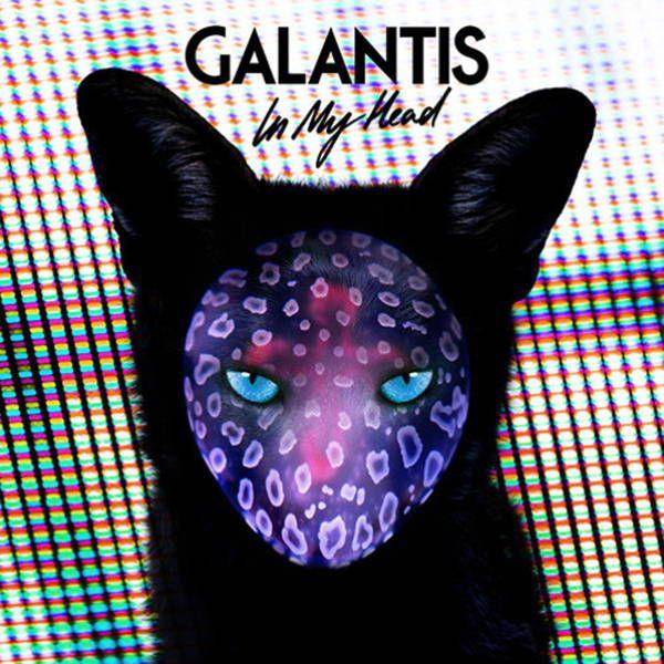 Galantis – In My Head (single cover art)