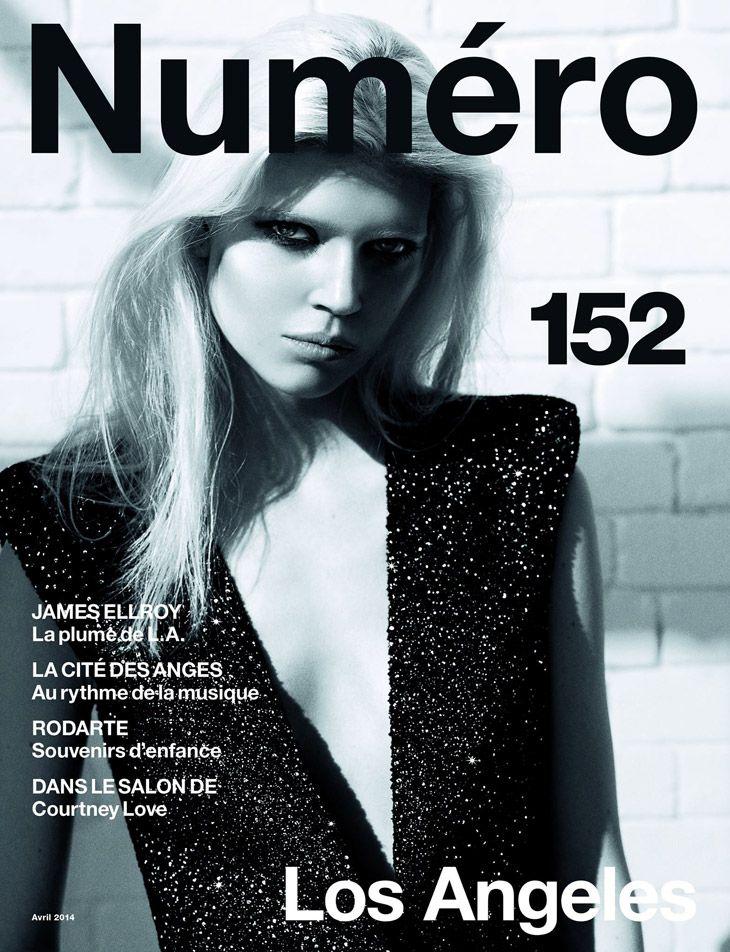 Ola Rudnicka for Numero April 2014