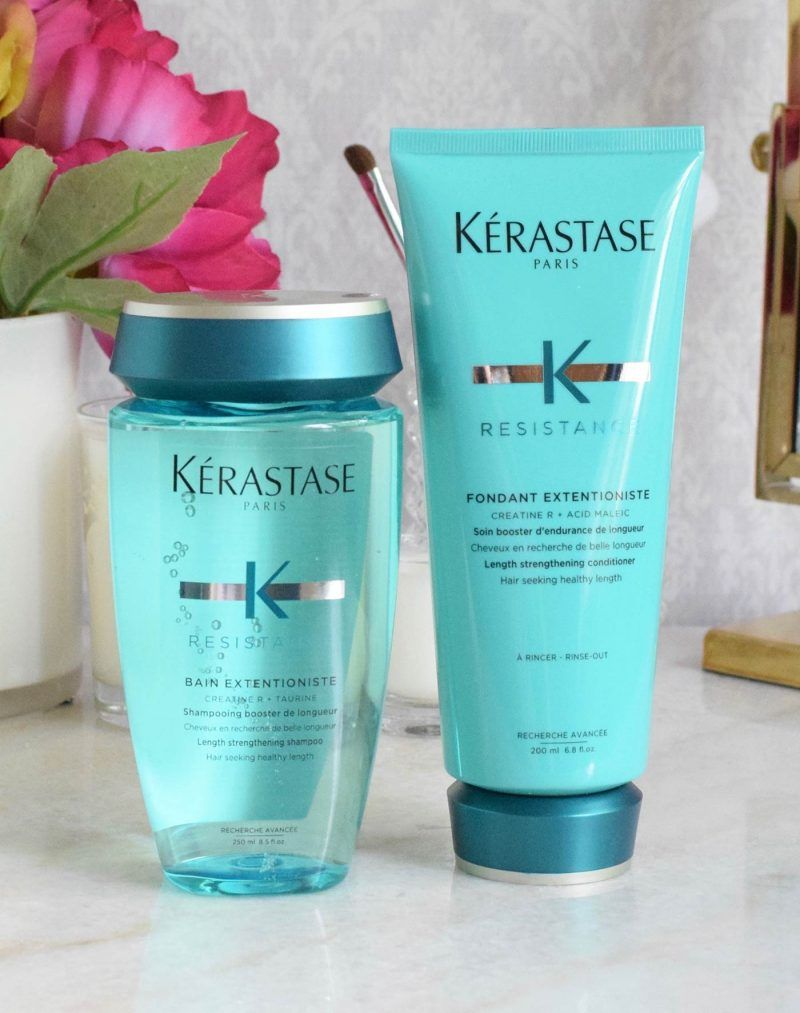 Kerastase Resistance Extentioniste Shampoo And Conditioner Review 15 Minute Beauty Fanatic Kerastase Shampoo Good Shampoo And Conditioner Kerastase