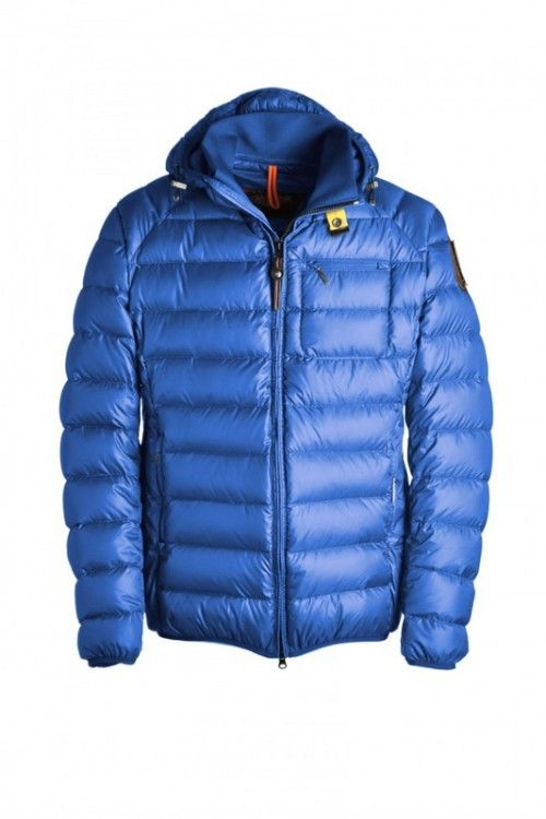 Men's Parajumpers Last Minute Jackets Royal Discount Sale.