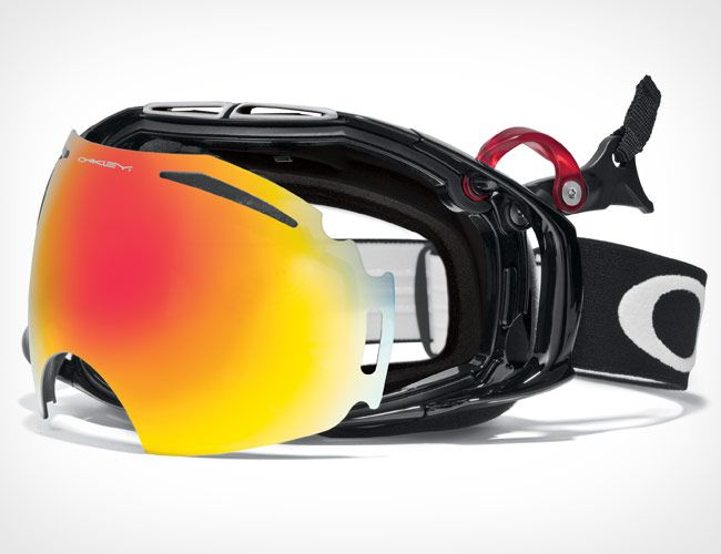 oakley airbrake goggles snow