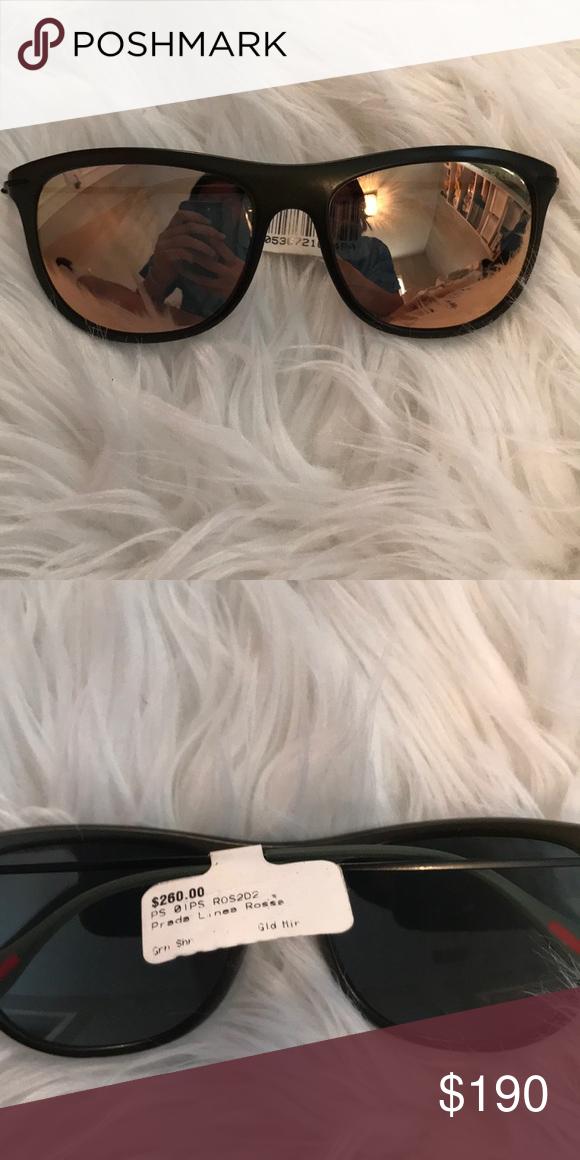 64b2de71687b Prada men s sunglasses New No box Authentic Tag Prada Accessories Sunglasses   Mensaccessories