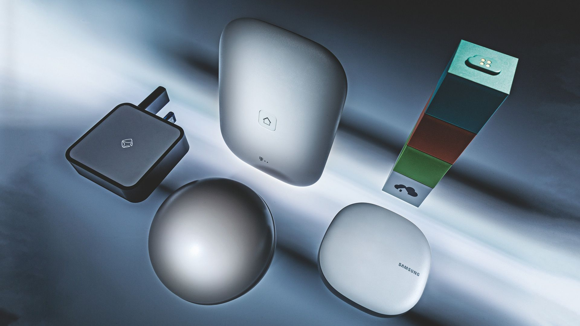 Universelle Smart Home Zentralen Zum Verbinden Von Zigbee Dect Ule Co Smart Home Zentrale Led Leuchten Und Wlan