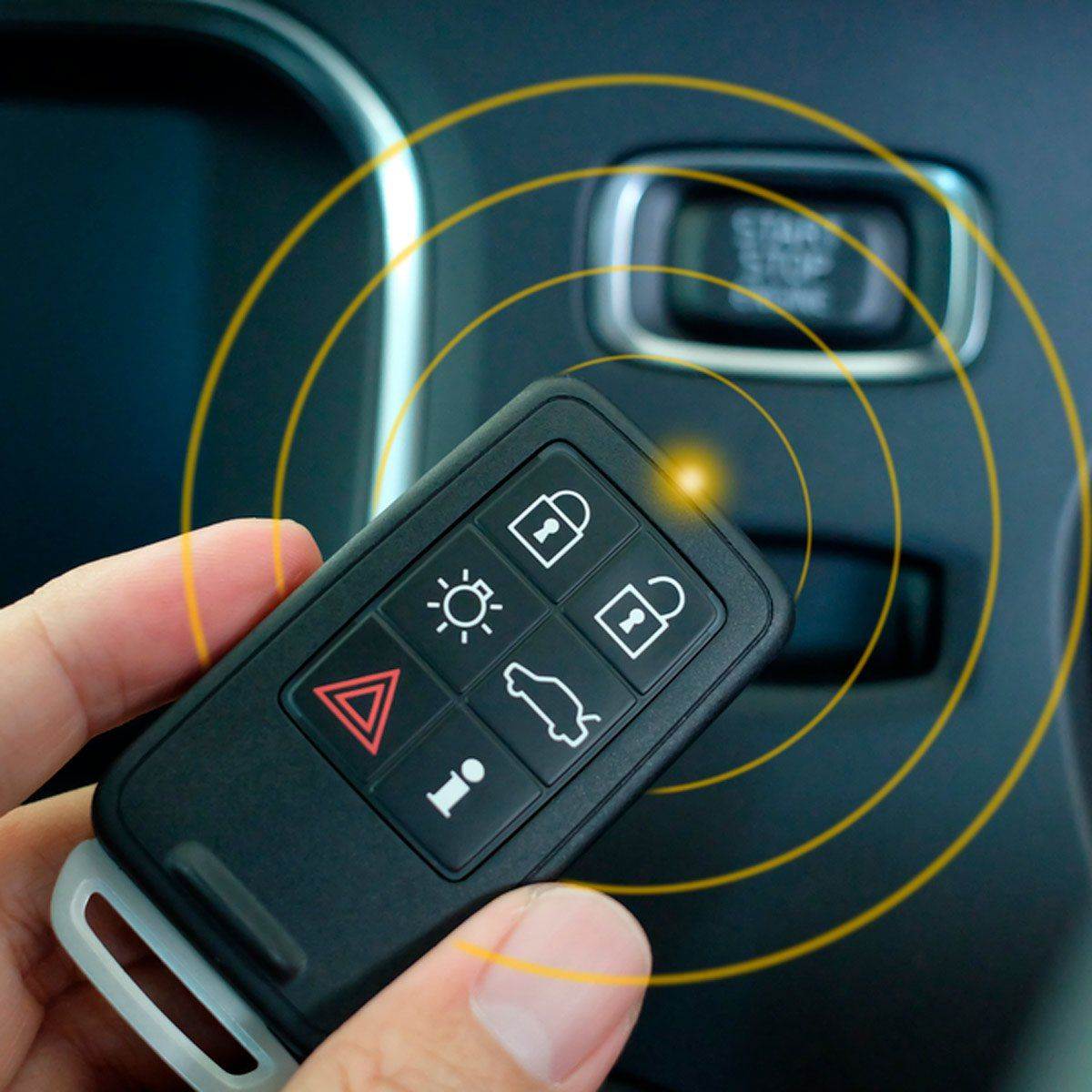Why Keyless Entry Car Systems Are Getting Stolen More Frequently