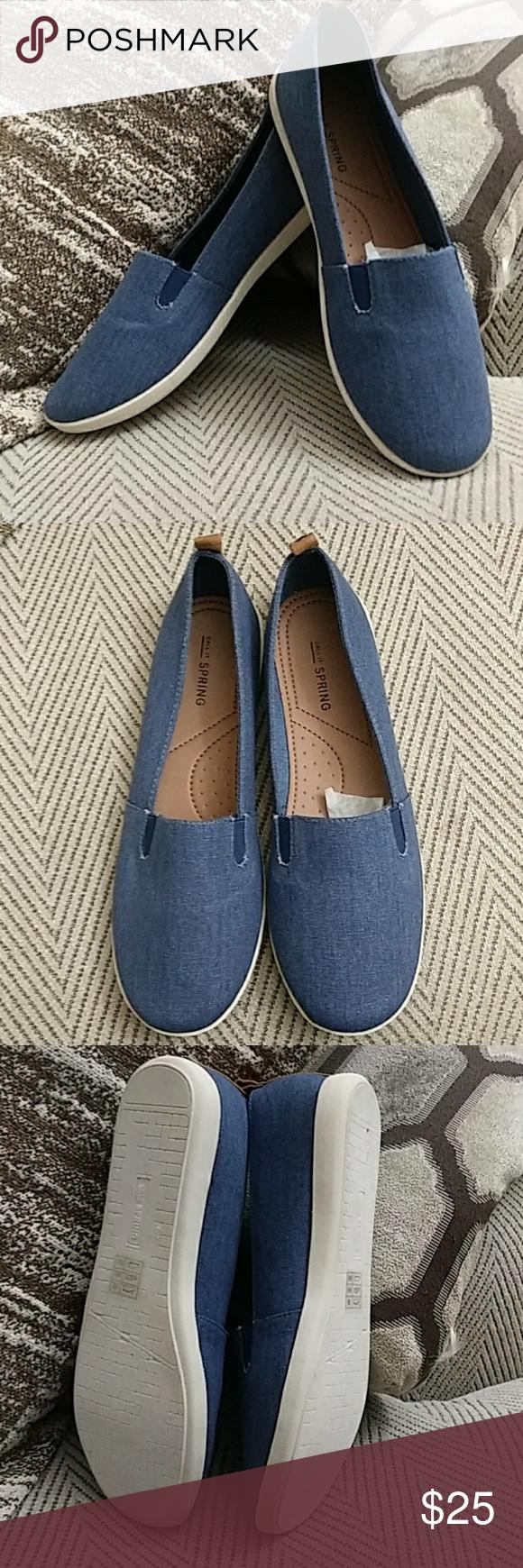 Size 8 / Slip Ons *NWT* *Still in Box* °Blie Jean