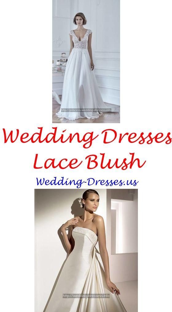 Unique Wedding Dresses Neckline