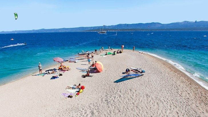 Best Beaches In Croatia To Relax And Unwind After A Crazy Start To The Year Chasing The Donkey Croatia Island Hopping Best Beaches In Europe Croatia Beach