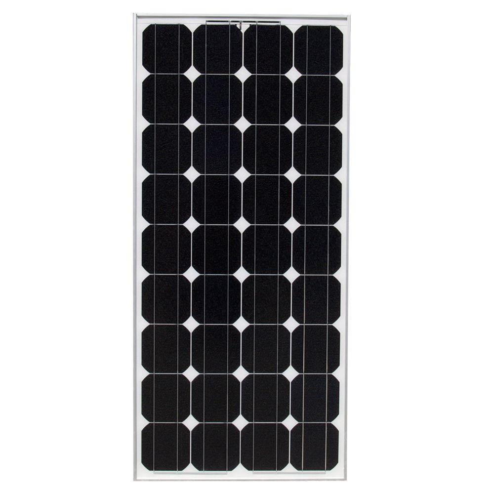 Ramsond 100 Watt 12 Volt Monocrystalline Pv Solar Panel Solar Pv Panel Solar Panels Solar Pv