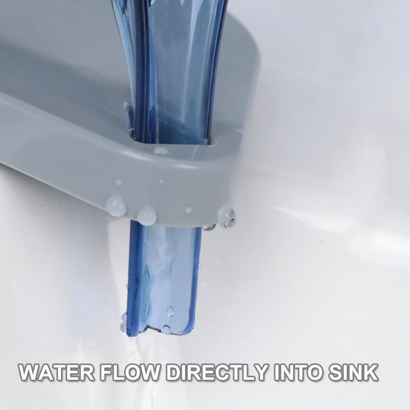 3 PCS Leafology Decorative Drainage Soap Holder