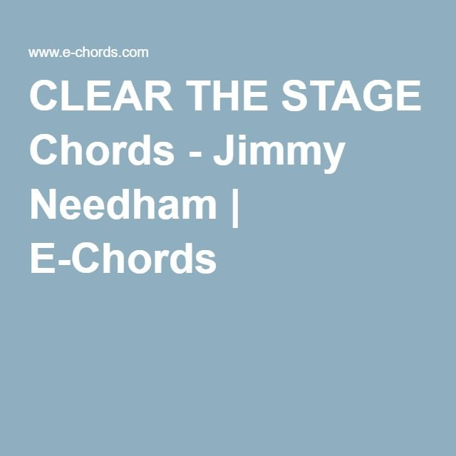 Jimmy Needham E Chords Jimmy Needham Needham Learn To Play Guitar