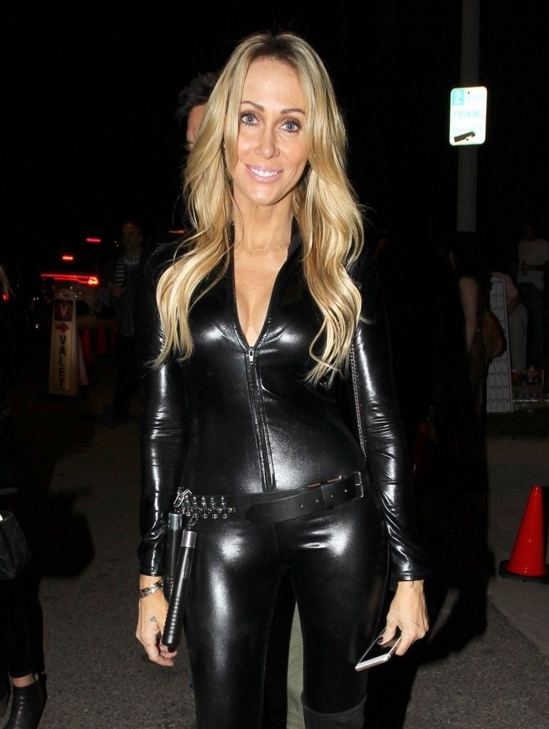 Leticia Cyrus attends the Casamigos Halloween party   SUPER HOT ...