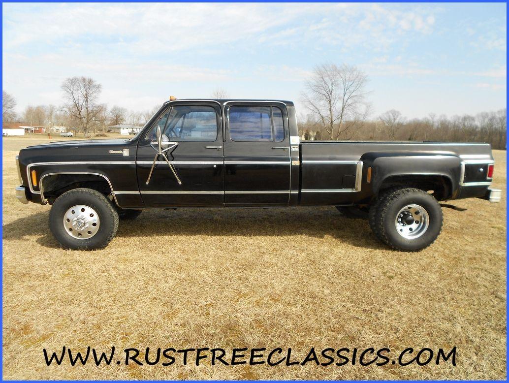 1980 chevy 4x4 dually