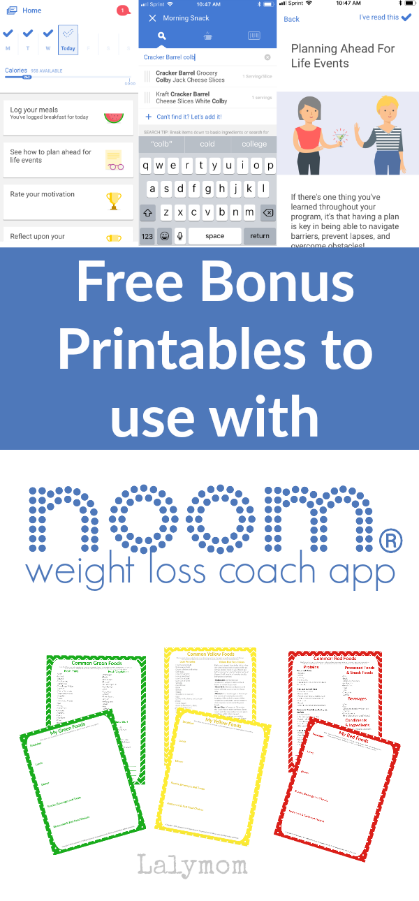 Noom Coach Free Joining Bonus in 2019 | Lalymom Blog ...