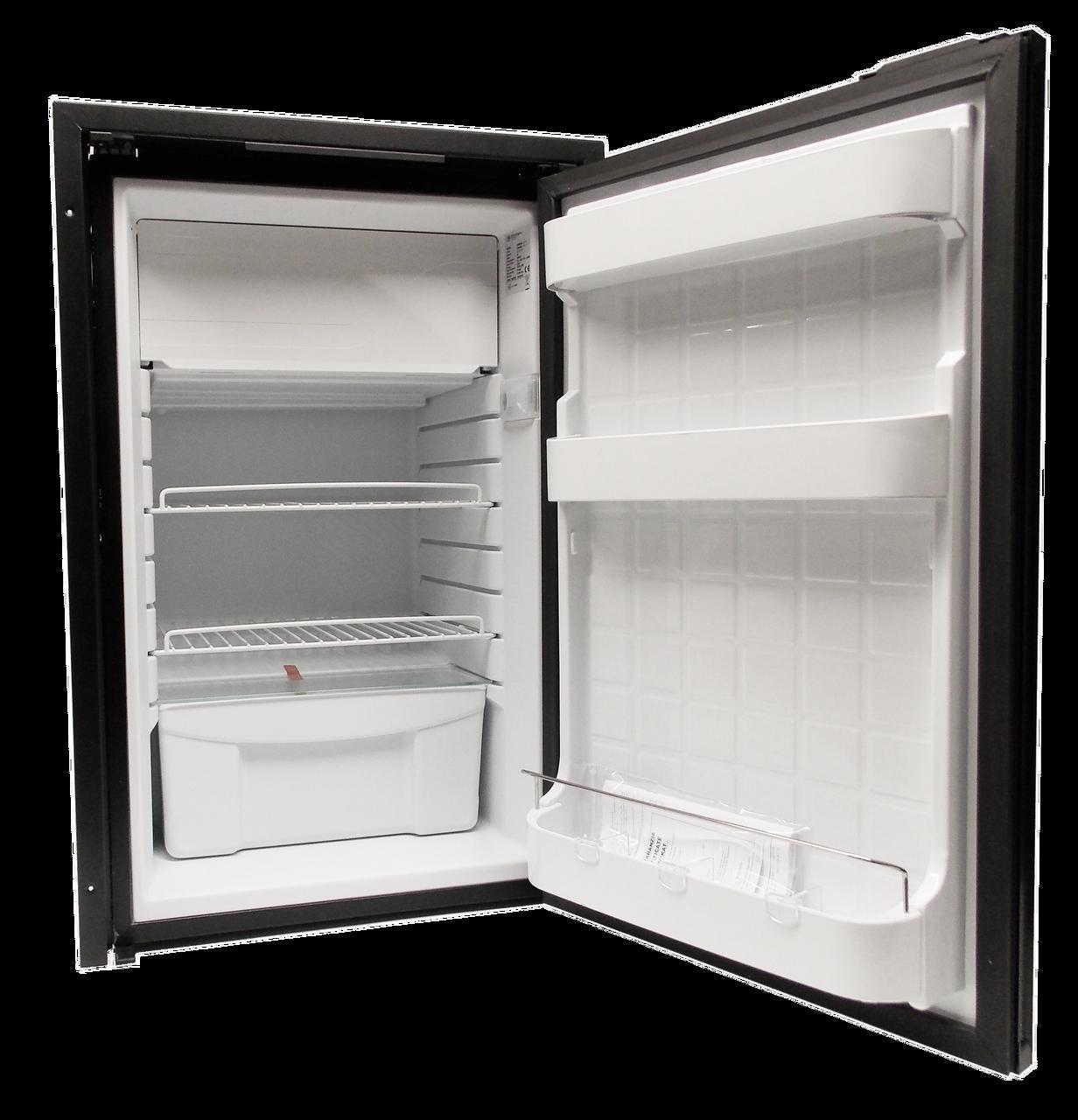Vitrifrigo C85ibd4 F 1 Rv Electric Refrigerator Freezer Black Ac Dc 3 2 Cf Small Refrigerator Refrigerator Freezer Rv Refrigerator