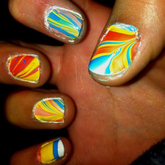 what nail polish vaseline