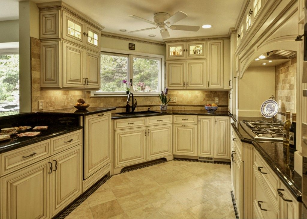 Greige Kitchen Design By Cabinet Showplace Off White