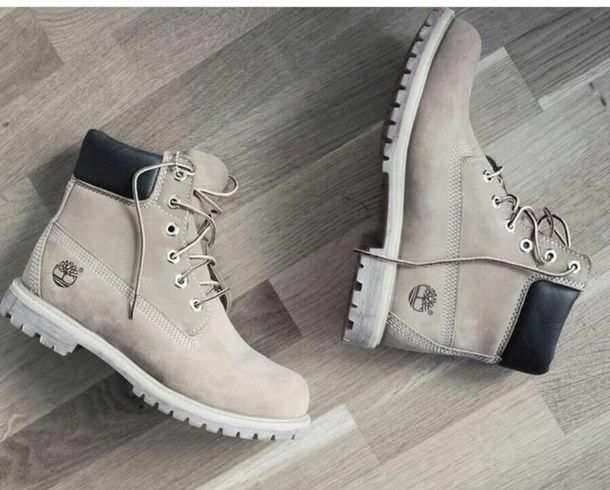 white timberlands tumblr Google Search