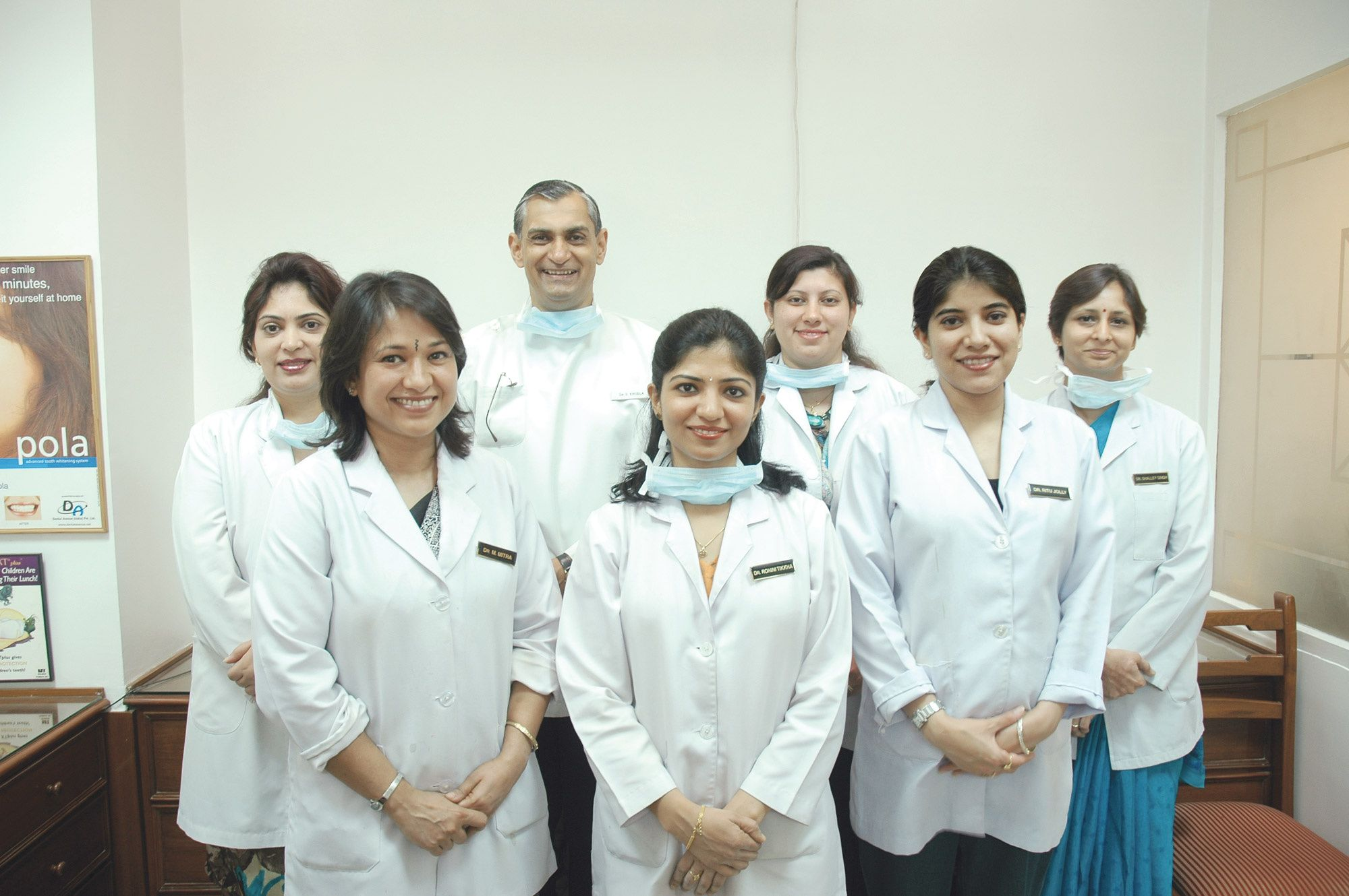 Dental specialist, Cosmetic