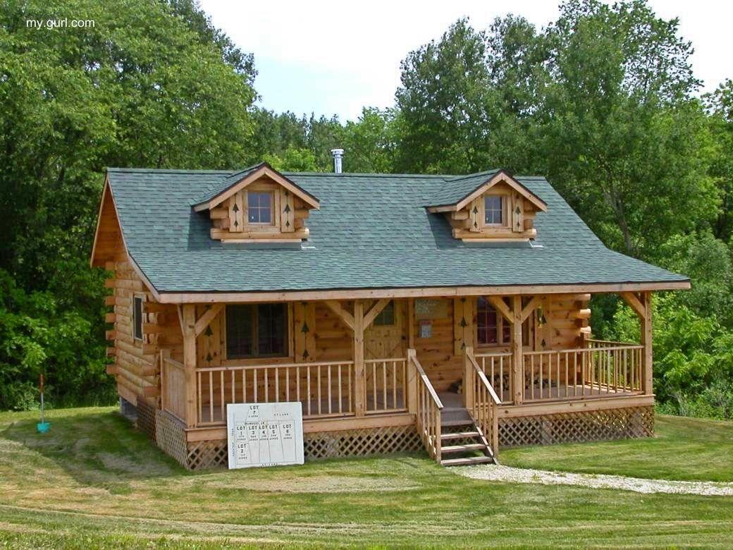 Blog de arquitectura residencial casas familiares y for Modelos de cabanas rusticas