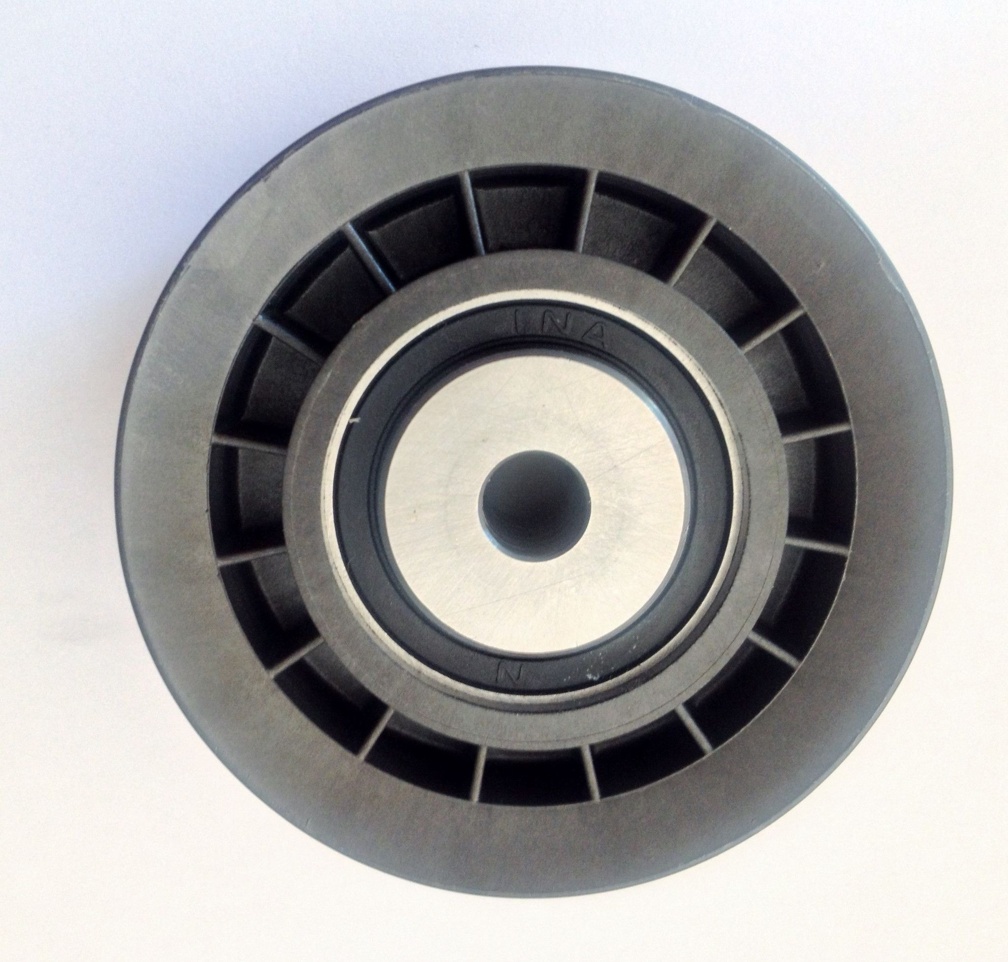 New Genuine Mercedes-benz Belt-tension Groove Pulley R129