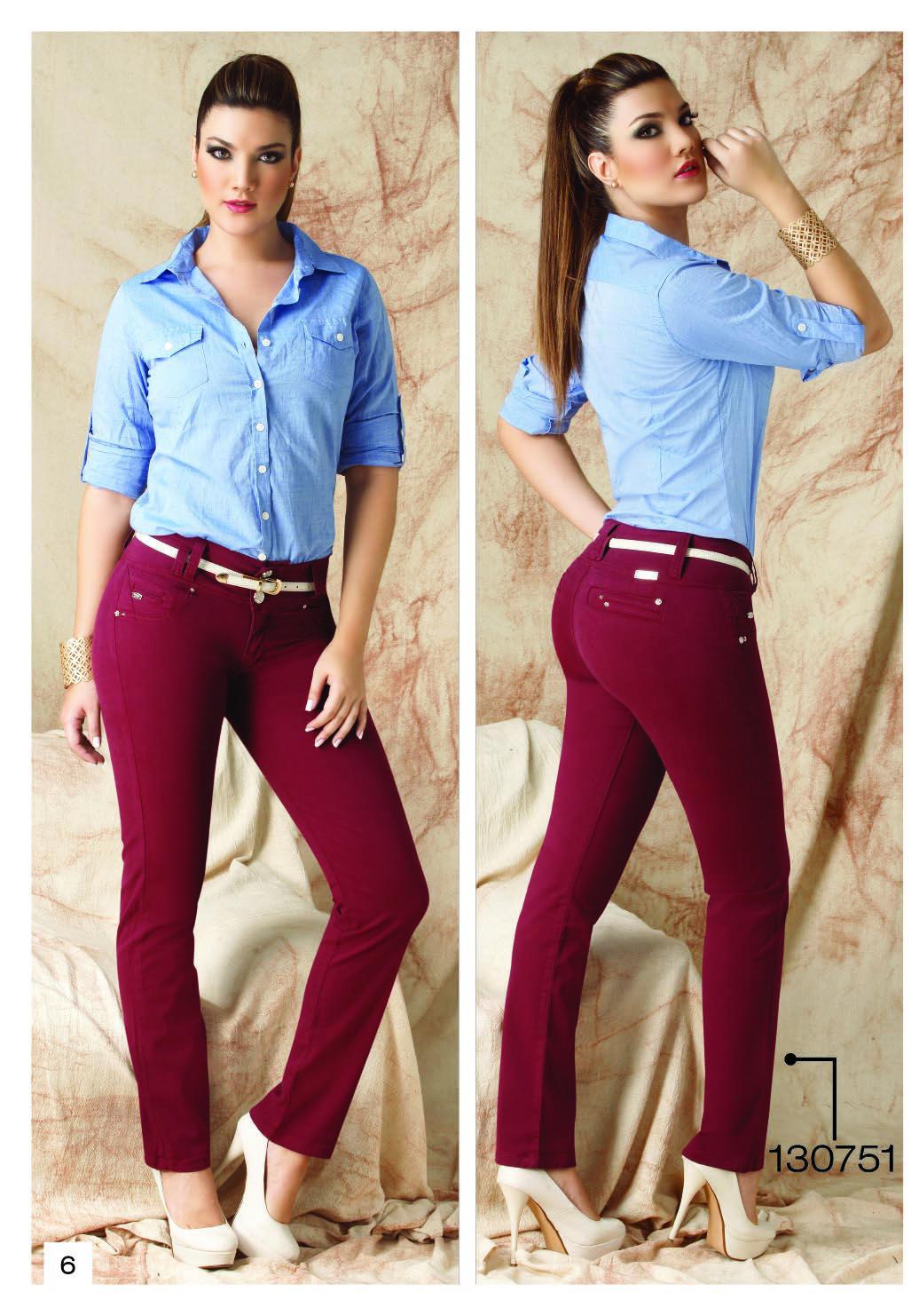 ec330e388f pantalon-de-drill-bota-tubo-color-vinotinto