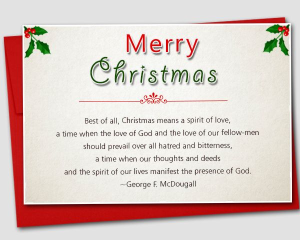 business christmas cards and corporate holiday greetings