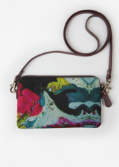 Statement Clutch - Abstract colors by VIDA VIDA UX0bc