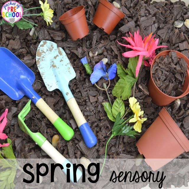 Featured 5 Spring Projects: Spring Activities And Centers For Preschool, Pre-K, And