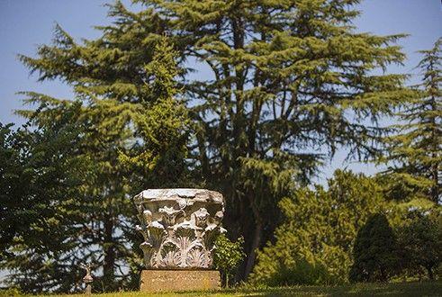 Vatikanische Garten Und Nekropole An Der Via Triumphalis Giardino Museo