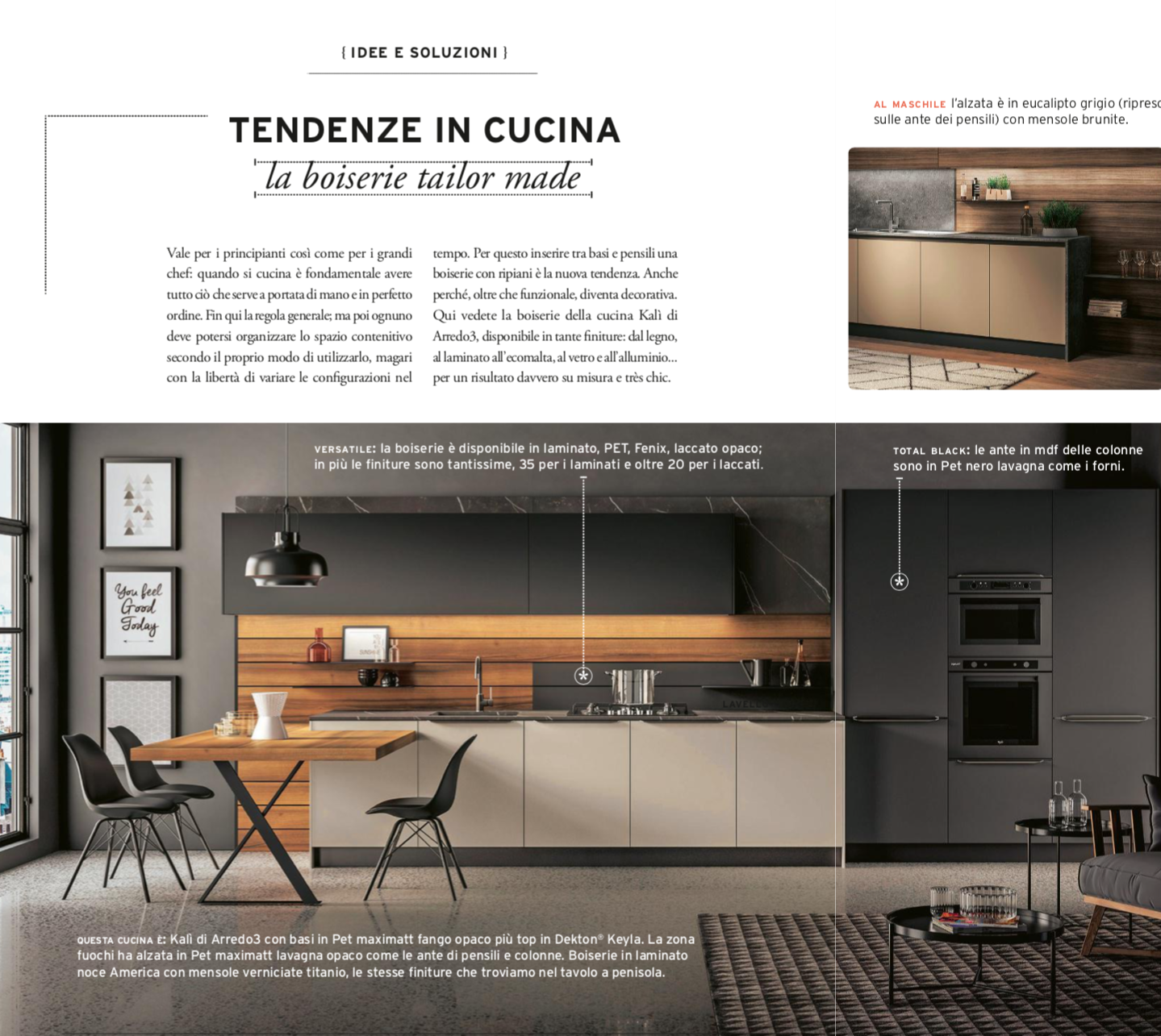 Mensole Ikea Cucina Prezzi boiserie - cucina - mensole (with images) | home projects