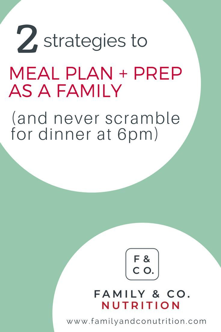 Meal planning: Work smart not hard in your kitchen. 10 pro tips ...