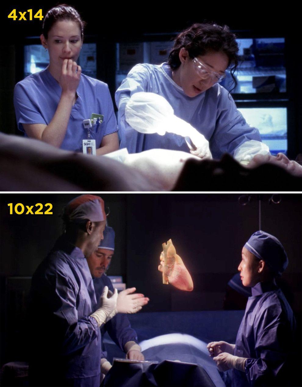 21 Details From Grey S Anatomy You Probably Didn T Notice The First Time Greys Anatomy Greys Anatomy Funny Greys Anatomy Season