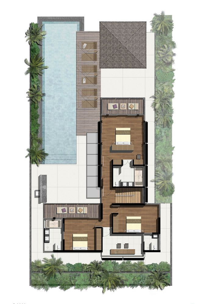Gallery Of Sava Original Vision 25 Architectural Floor Plans House Layouts Architecture Plan