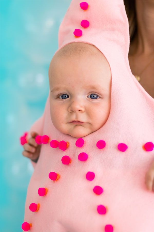 Starfish Baby Costume Oh Happy Day! Faraday disfraces