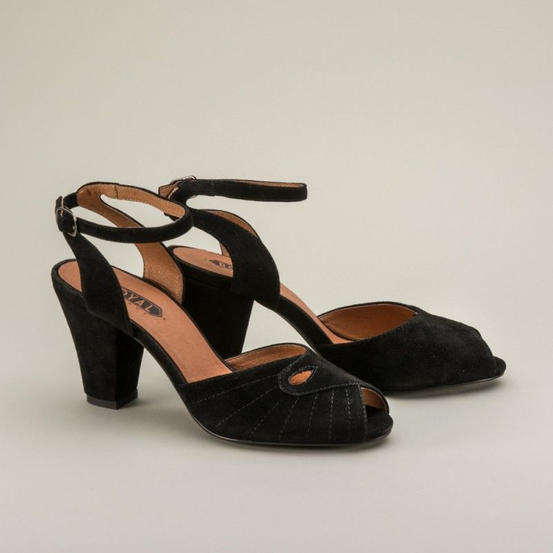 4c5254f7781e8 Vintage Style Shoes of the 1940's - A Shopping Guide | shoes | 1930s ...