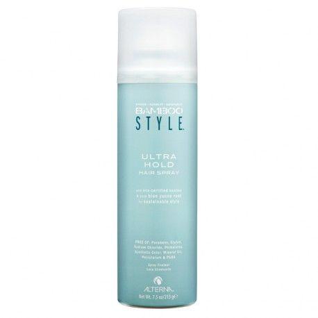 BAMBOO STYLE Ultra Hold Hair Spray