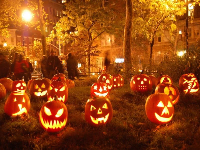 25 amazing pumpkin halloween decorations ideas - Fall Halloween Decorations