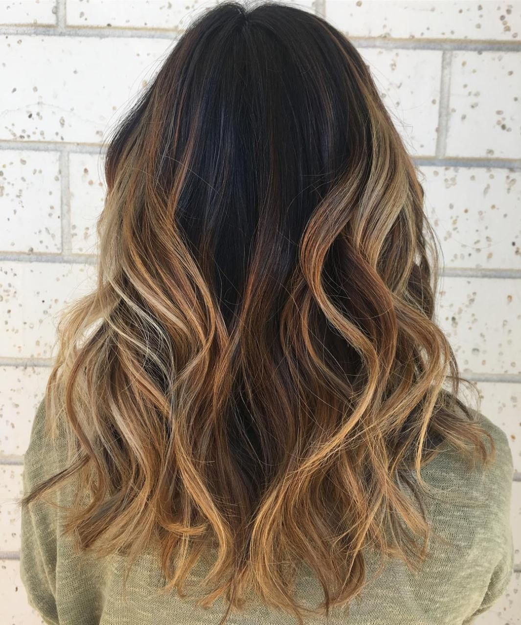 honey balayage pictures that really inspire to try highlights