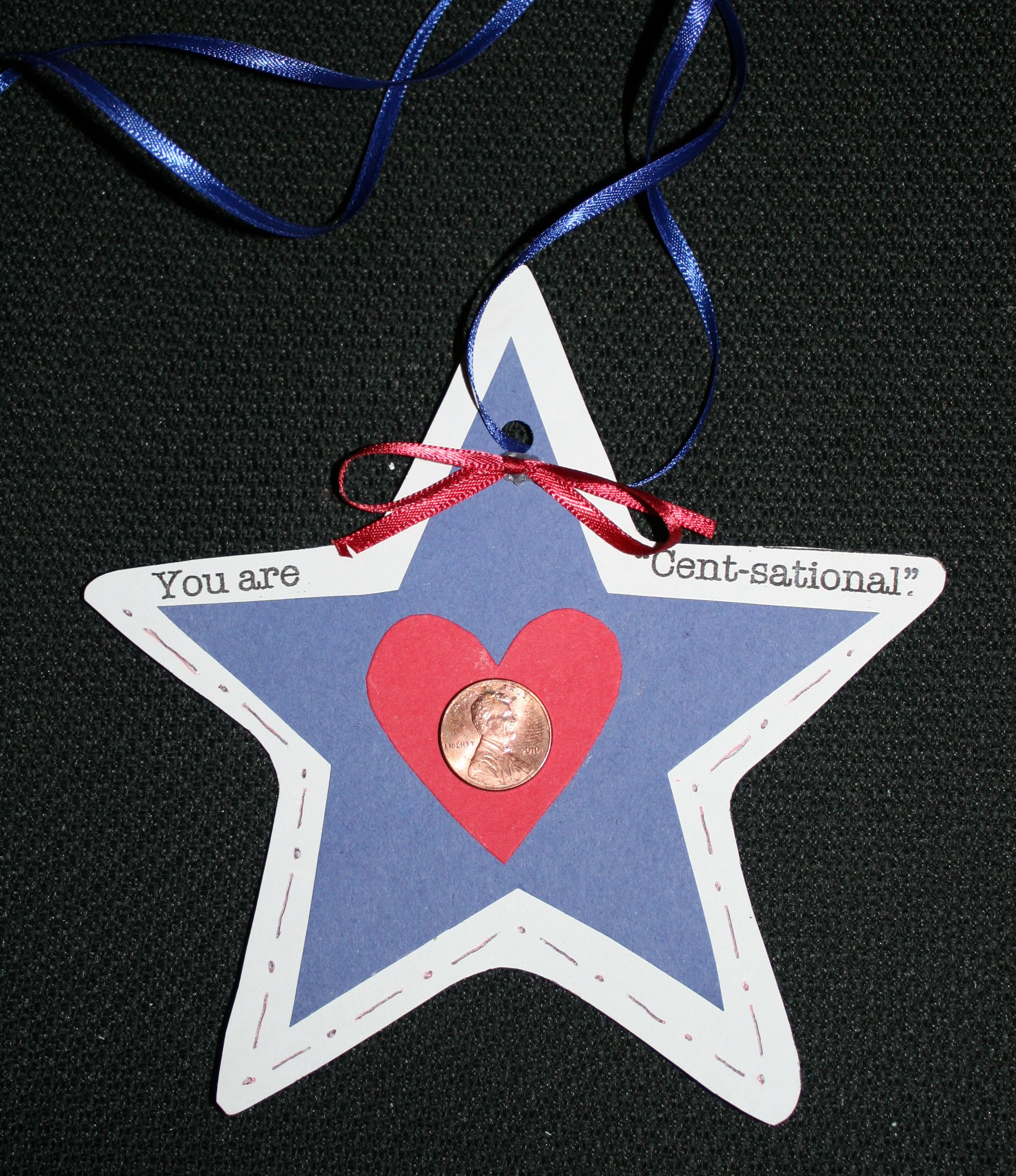You Are Cent Sational Necklace For President S Day Or